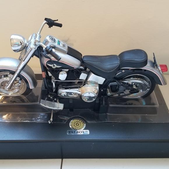 Harley Davidson fatboy model